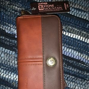 NWT Leather Wallet